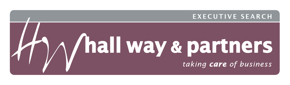 Hall Way & Partners Retina Logo